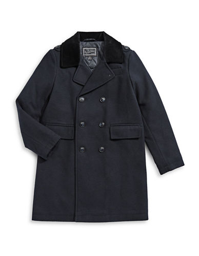 Rothschild Double-Breasted Coat-BLACK-10