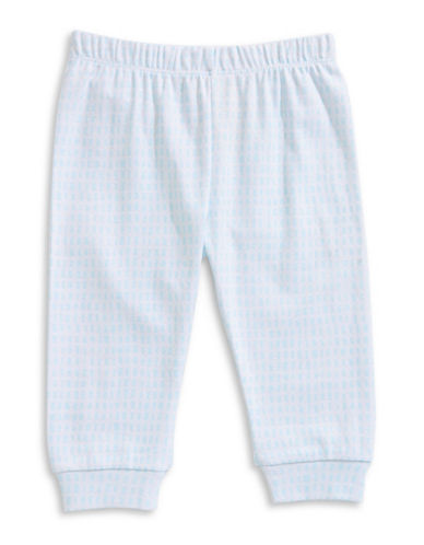 First Impressions Dashed Jogger Pants-BLUE-6-9 Months