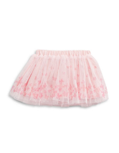 First Impressions Butterfly Tutu Skirt-PINK-12 Months