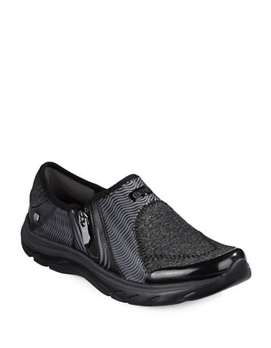 Bzees By Naturalizer Balance Cloud Technology Slip-On Shoes-BLACK-9