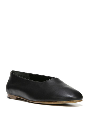 Vince Maxwell Flat Shoes-BLACK-7