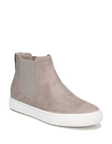 Vince Newlyn High-Top Sneakers-BEIGE-7
