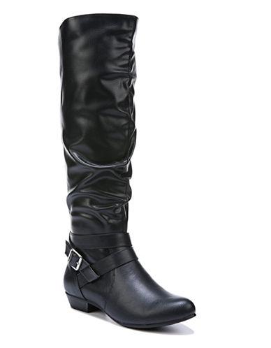 Fergalicious Lara Tall Boots-BLACK-5.5
