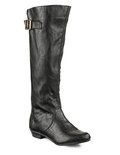 Fergalicious Bigtime Tall Boots-BLACK-5.5