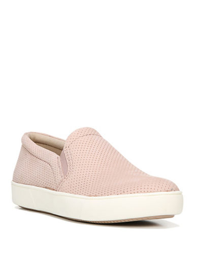 Naturalizer Marianne Leather Sneakers-MAUVE-6.5