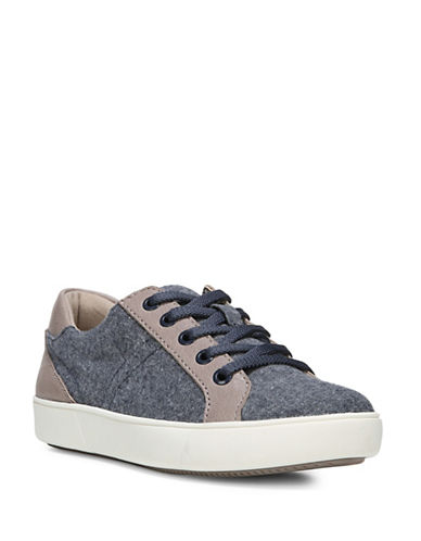 Naturalizer Womens Morrison Sneakers-BLUE-10