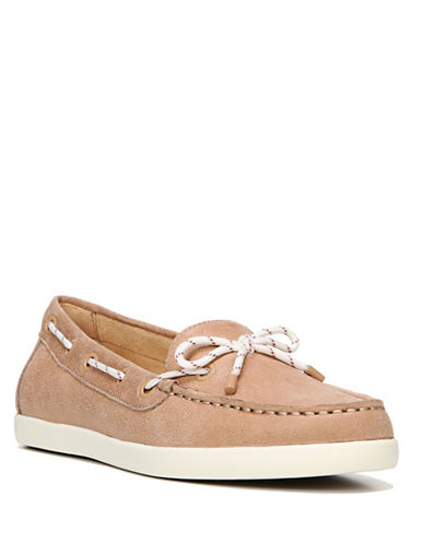 Naturalizer Ginnie Boat Shoes-TAN-10