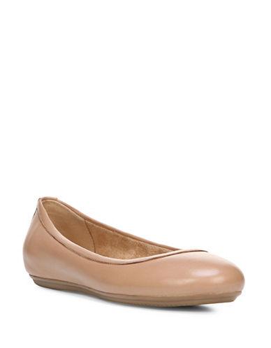 Naturalizer Brittany Comfort Ballet Flats-GOLD-5