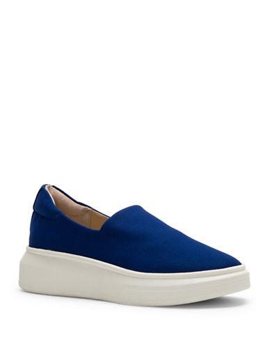 Sam Edelman Nerah Flatform Sneakers-BLUE-7.5