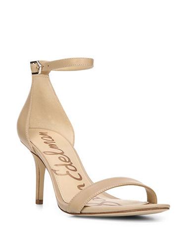 Sam Edelman Patti Ankle-Strap Sandals-NUDE-9