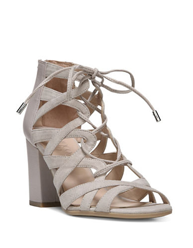 Franco Sarto Meena Block Sandals-TAUPE-6