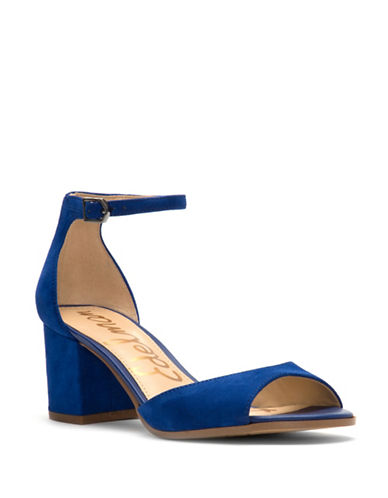Sam Edelman Susie Suede Sandals-BLUE-7