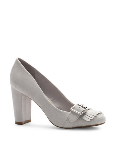 Fergalicious Kilted Pumps-GREY-7