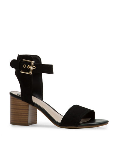 Fergalicious Wren Dress Sandals-BLACK-5.5