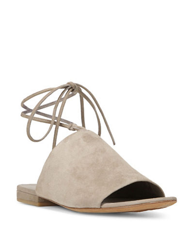 Vince Damon Tie Sandals-WOODSMOKE-5