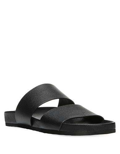 Vince Georgie Banded Sandals-BLACK-8.5