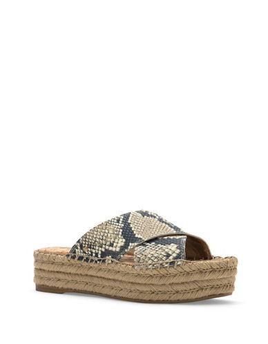 Sam Edelman Natty Esapdrille Slip-On Flatform Sandals-MULTI COLOR-7