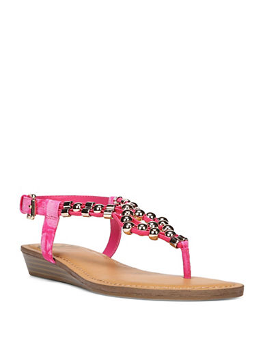 Fergalicious Tito Thong Sandals-PINK-5.5