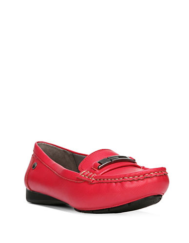 Lifestride Viva Memory Foam Loafers-PINK PUNCH-7.5