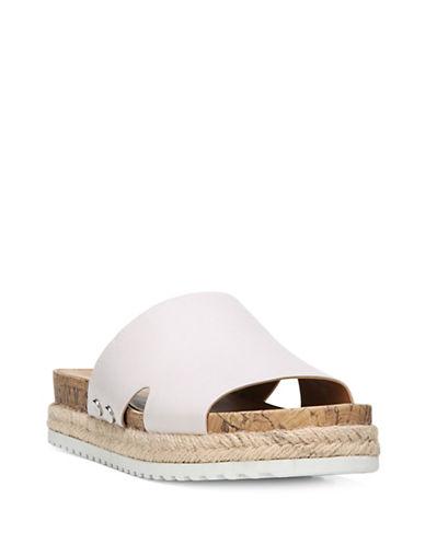 Franco Sarto Elina Sport Sandals-WHITE-6.5