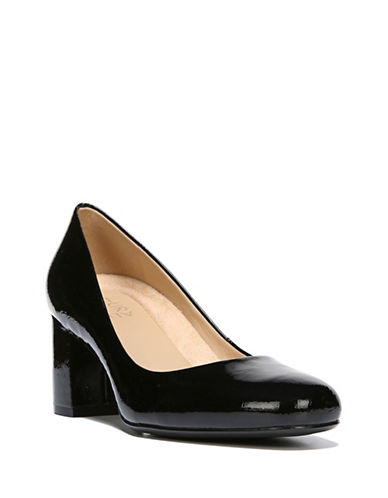 Naturalizer Whitney Patent Leather Dress Pumps-BLACK PATENT-6.5