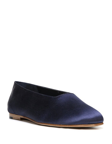 Vince Maxwell Choked-Up Flats-BLUE-6.5