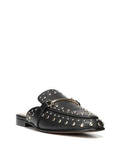 Sam Edelman Marilyn Studded Loafers-BLACK-6.5
