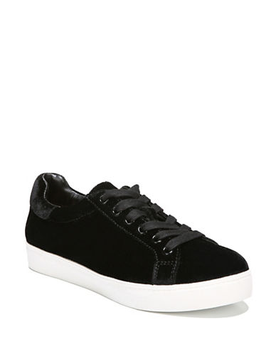 Circus By Sam Edelman Caprice Low Top Sneakers-BLACK-6.5