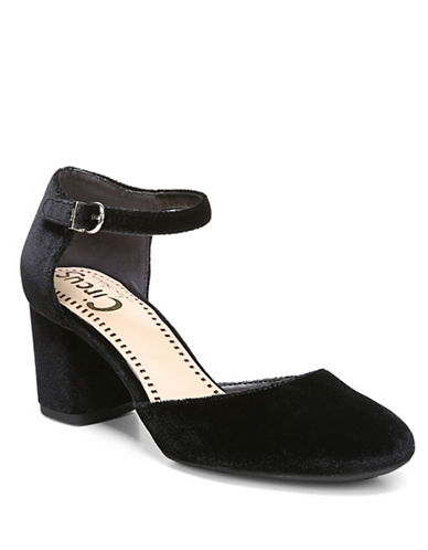 Circus By Sam Edelman Joelle Velvet Pumps-BLACK-9