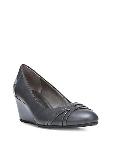 Lifestride Junia Wedge Pumps-GREY-8