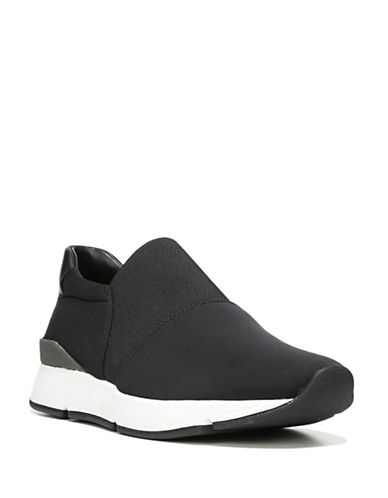 Vince Truscott Slip-On Sports Sneakers-BLACK-7