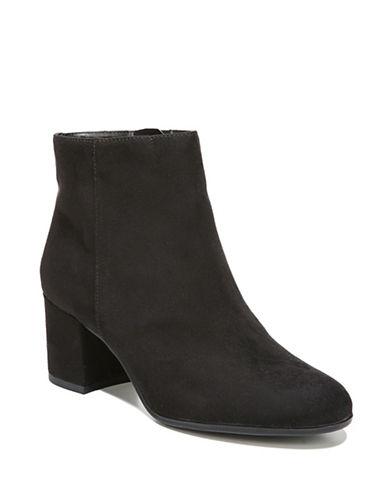 Circus By Sam Edelman Vikki Velvet Ankle Boots-BLACK-8