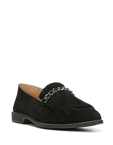Franco Sarto Augustine Loafers-BLACK-8
