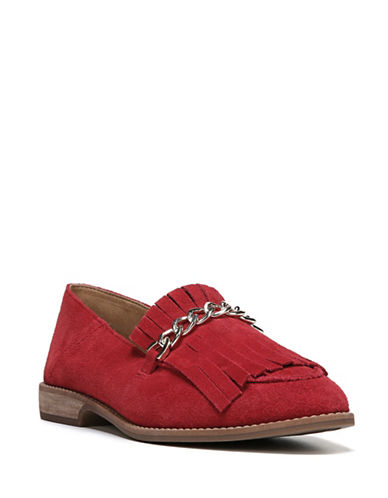 Franco Sarto Augustine Loafers-RED-7.5