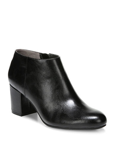 Lifestride Parigiboot Block Heel Booties-BLACK-9