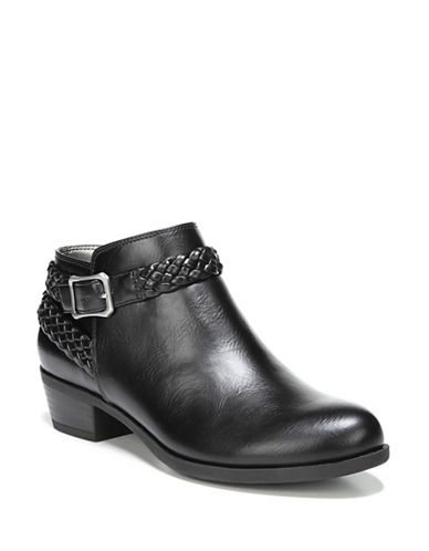 Lifestride Adrianna Booties-BLACK-7.5