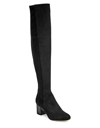 Diane Von Furstenberg Suede Over-the-Knee Boots 89308317
