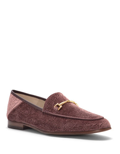 Sam Edelman Loraine Loafers-PINK-5