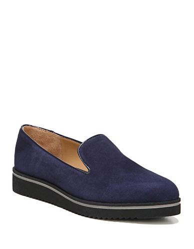 Franco Sarto Fabrina Casual Slip-On Sneakers-MIDNIGHT BLUE-7.5