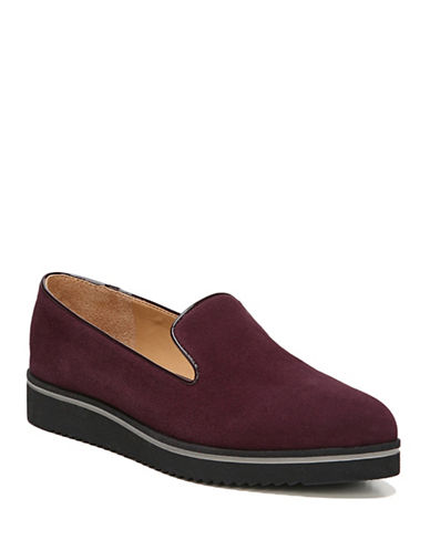 Franco Sarto Fabrina Casual Slip-On Sneakers-BURGUNDY-6