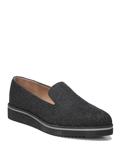 Franco Sarto Fabrina Casual Slip-On Sneakers-GREY-9