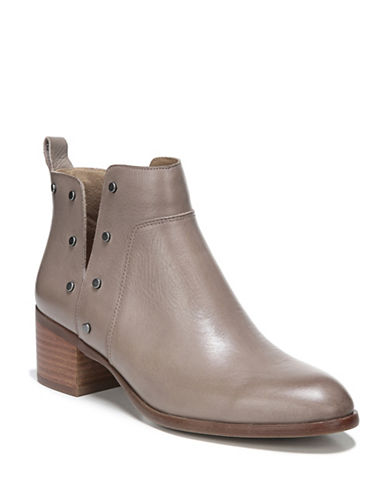 Franco Sarto Richland Leather Shooties-TAUPE-11