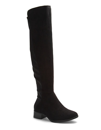 Fergalicious Jackie Over-the-Knee Boots-BLACK-6.5
