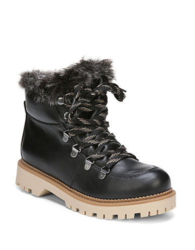 Circus By Sam Edelman Kilbourn Hiking Boots-BLACK-8
