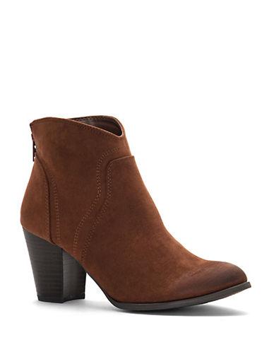 Fergalicious Clayton Ankle Boots-COGNAC-6.5