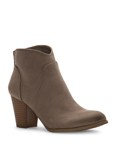 Fergalicious Clayton Ankle Boots-GREY-10