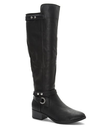 Fergalicious Joplin Over-The-Knee Boots-BLACK-9