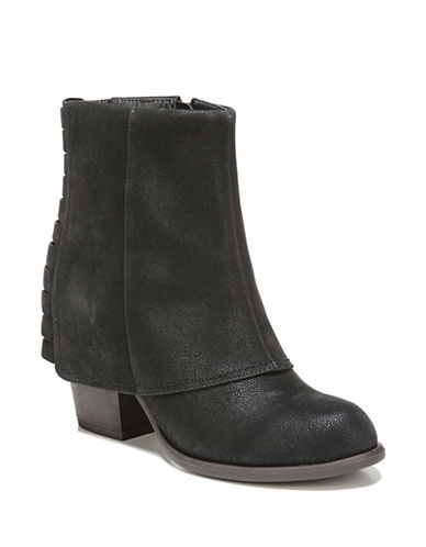 Fergalicious Leslie Zip Booties-BLACK-10