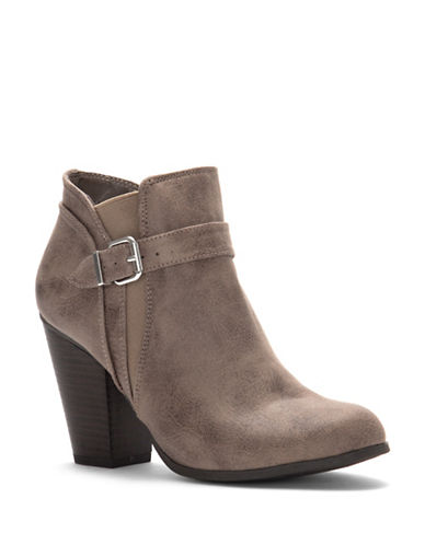 Fergalicious Revive Potter Booties-DARK DOE-6.5