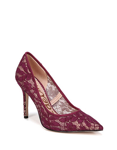 Sam Edelman Hazel Pumps-RED-7